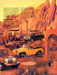 jeep comanche pictures posters news that early u002790s suv nostalgia feeling hemmings daily