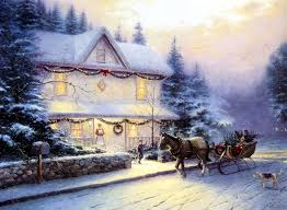 Best Pictures Of Christmas In by Photo Collection Christmas Wallpapers Painting