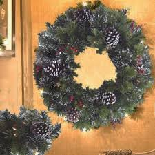 pre lit wreath pre lit christmas wreaths pre lit christmas garland lighted