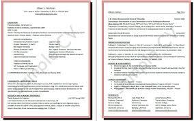 Samples Of Cv How To Write A Curriculum Vitae In Nigeria
