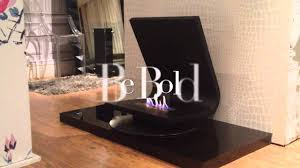 flueless fireplace allure by bio fires youtube