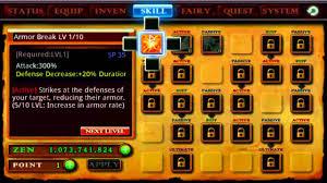 inotia 4 offline apk zenonia 4 apk mod zen gold skiill stats points unlimited