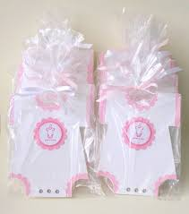 crafting with princess lisa cynthia u0027s baby shower favors