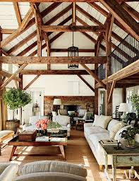 Living Room Ceiling Beams Wood Beam Ceiling Ideas With A Touch Of Rustic Charm Photos