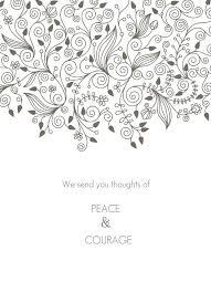 free sympathy cards free condolence cards sympathy free printable condolences card