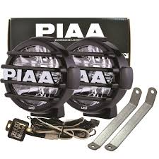 toyota fj amazon com piaa 5798 lp570 led driving light kit with brackets
