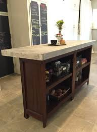 Outdoor Bar Cabinet Doors Diy Kitchen Island From Bookcases U2026 Pinteres U2026