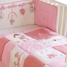 Cot Bedding Set Rainbow Cot Bed Quilt And Bumper Set Don T Tell Tales