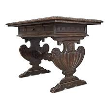 Carved Coffee Table 19th Century Italian Renaissance Revival Carved Coffee Or Side
