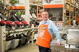 the home depot aaron flowe president western division