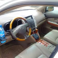 lexus rx330 nairaland cleanest registered toyota lexus rx 330 selling 2 150m autos