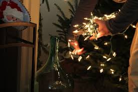 Best Way To Hang Christmas Lights by The Best And Cheapest Way To Hang Your Christmas Stockings