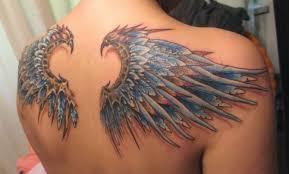 20 wings tattoos tattoofanblog