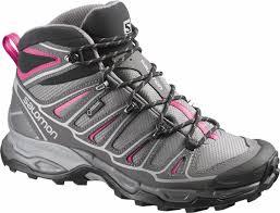 womens hiking boots uk salomon conquest goretex mens hiking boot black asphalt