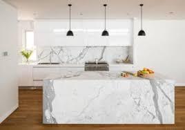 cuisine blanche et bois 100 idees de cuisine blanche design