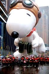 macy s thanksgiving day parade getting ready charles m schulz