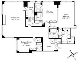 114 best luxury apartment floor plans images on pinterest