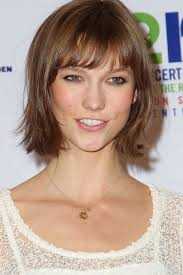 hairstyles to make women over 40 look young fringes your a list inspiration mid length hair round brush