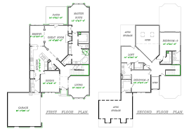 luxury floorplans luxury townhouse plans house home designs building plans