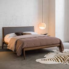 Headboard For Bed Creative Of Wood And Upholstered Headboard Allyson Contemporary
