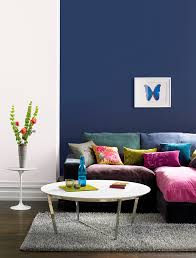 midnight navy matt feature wall crown paints bedroom ideas