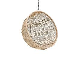 hk living hanging chair natural bohemian living and co