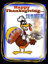 gobble gobble san diego chargers