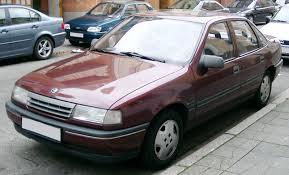 1995 opel vectra partsopen
