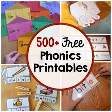 phonics activities the measured mom
