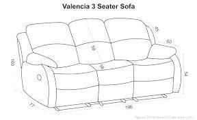 average couch depth average sofa length average size of couch average sofa size full