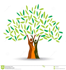 with green crown family tree clipart explore pictures