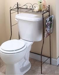 Wrought Iron Bathroom Shelves Wrought Iron Toilet Frame Shelf Floor Bathroom Storage Rack