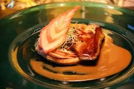 cuisiner foie gras frais recette pancakes de foie gras frais aux pommes et caramel au beurre