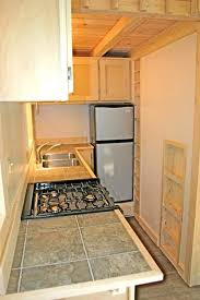 Tiny House Kitchen Designs Molecule Tiny Homes Kitchen This Molecule Tiny Home Has Every