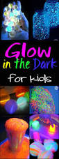 glow in the dark ideas for kids fun crafts and activities for kid