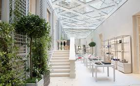 home design stores london dior unveils london boutique design by peter marino peter marino