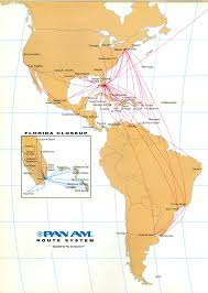 Central America And Caribbean Map Quiz by The Pan Am Series U2013 Part Vi Latin America And Flight 201 Jpb