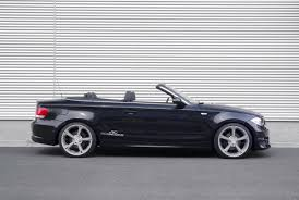 1 Series Convertible Ac Schnitzer Reveals Bmw 1 Series Cabriolet Sport Package