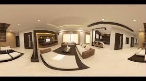 living room 360 vr 3d interior design youtube