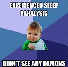 Sleep Paralysis Meme - 50 weird sleep memes