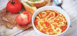 recette de cuisine sur 3 le top 3 des recettes de soupes avec des pâtes grazia