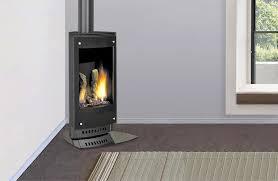 heat u0026 glo vrtikl fireplace corner