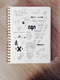 25 unique notebook doodles ideas on pinterest bujo doodles