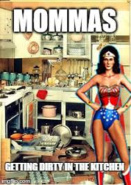 Woman Kitchen Meme - not what i had in mind imgflip