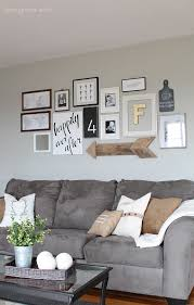 Design A Sofa Living Room Gallery Wall Gallery Wall Decorating And Learning