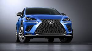 lexus hybrid hatchback refreshed lexus nx does its best lc impression