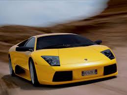 Lamborghini Murcielago Back - lamborghini murciélago 2001