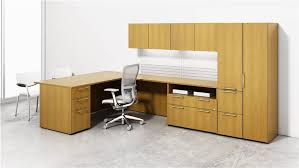 Office Ls Desk Wooden Desk Contemporary Commercial Corner Orlando Ls By