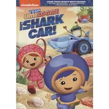 team umizoomi meet shark car dvd target