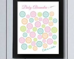 baby shower guest book ideas guest book pdf etsy